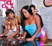 Imani Rose, Jayden Starr - Double Shot Of Ass - Round And Br 5