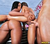 Imani Rose, Jayden Starr - Double Shot Of Ass - Round And Br 8
