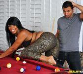 Vanessa Monet - Billiard Ballin - Round And Brown 4