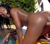 Vanett Jolie - Tan And Squirt - Round And Brown 12