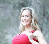 Brandi Love - Enjoying The Outdoors 10