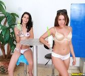 Debbie, Alaina Kristar - Sexy Shake - We Live Together 3
