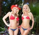 Aaliyah Love, Kagney Linn Karter - My Wife's Hot Friend 3