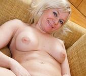 Katya Gannau - Sexy Mature In Leather 19