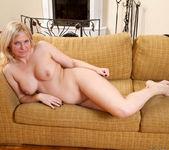 Katya Gannau - Sexy Mature In Leather 22