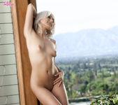 Natasha Voya Slides Off Her Undies And Fingers Hard 10