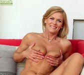 Aarrie - Cute blonde milf showing her body 11