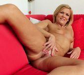 Aarrie - Cute blonde milf showing her body 13