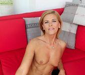 Aarrie - Cute blonde milf showing her body 16