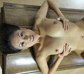 Danika - tight body asian showing her body 2