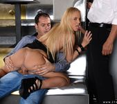 MMF Threesome with Vanda Lust 10