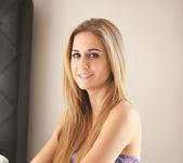 Cassidy Cole - Purple Dress 2