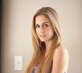 Cassidy Cole - Purple Dress 3