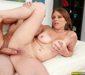 Kayla West - Cum On Kayla - Big Naturals 8