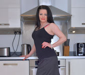 Sarah Kelly - Naked In The Kitchen 4
