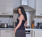 Sarah Kelly - Naked In The Kitchen 6