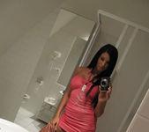 Ashley Bulgari Bathroom Selfies 2