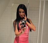 Ashley Bulgari Bathroom Selfies 3