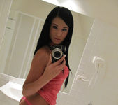 Ashley Bulgari Bathroom Selfies 5