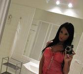 Ashley Bulgari Bathroom Selfies 6