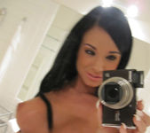 Ashley Bulgari Bathroom Selfies 7