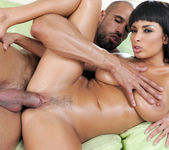 Anissa Kate Is On A Couch Riding Around On A Dick 15