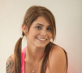 Hailey Leigh - Pink Shirt 7