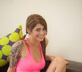 Hailey Leigh - Pink Shirt 8