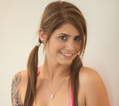 Hailey Leigh - Pink Shirt 10