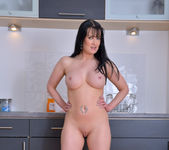 Tanya Cox - Pussy On The Counter 7