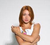 Yanina - naked artistic photoshoot 2