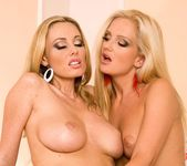 Anita Dark & Sandra Shine - Euro Girls on Girls 2