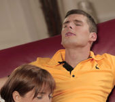 Lessons In Lust - Kayla Green, Tina Hot And Kristof Cale 14