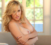 Hot Babe Brett Rossi Takes Off Her Underwear And Poses 4
