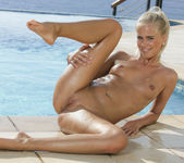Tracy Gold Shows Her Perky Breasts And Masturbates 14