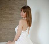 Chrissy Marie - White Lingerie 11