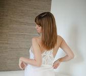 Chrissy Marie - White Lingerie 12