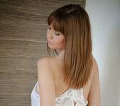 Chrissy Marie - White Lingerie 13