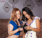 Karlie Montana And Layla Sin Get Naughty After Their Shoot 2