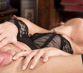 Vicky Burns Slips Her Fingers Deep In Her Wet Hole 16