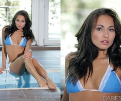 Bathing Beauty - Michaela Isizzu
