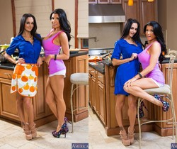 Ava Addams, Romi Rain - My Friend's Hot Mom