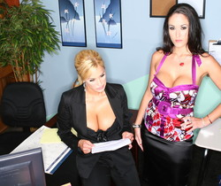 Carmella Bing, Shyla Stylez - My First Sex Teacher