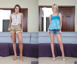Nika Noir, Riley Rey - My Sister's Hot Friend