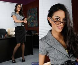 Lyla Storm - Naughty Office