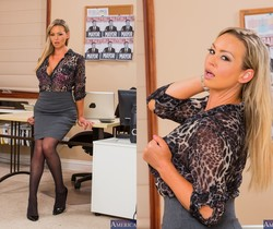 Abbey Brooks - Naughty Office