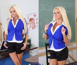 Nikita Von James - My First Sex Teacher