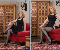 Nina Hartley - Seduced By A Cougar