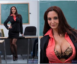 Ava Addams, Tanya Tate - My First Sex Teacher