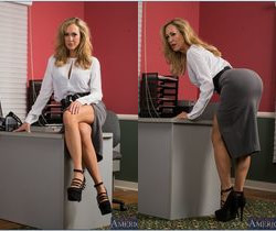 Brandi Love - Naughty Office